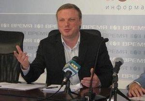 Нардепа Олийныка выдвинули в мэры Днепропетровска