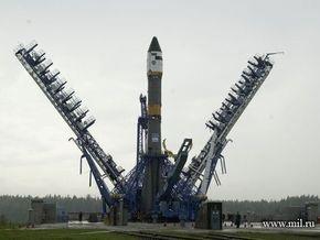 Российская ракета успешно вывела на орбиту военный спутник