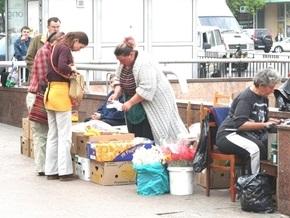 Опрос: Украинцы от финансового кризиса ждут резкого роста цен