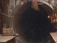 Метро на Теремки будут рыть со скоростью 20 метров в день
