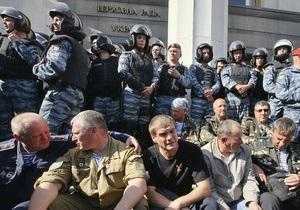 Тигипко пообещал не принимать законопроект об отмене льгот без согласования с афганцами и чернобыльцами