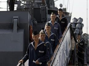 МИД Украины отрицает преследования российских моряков
