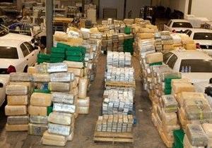 Полиция Коста-Рики конфисковала тонну кокаина