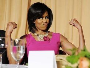 Фотогалерея: Мишель Обама взяла моду голыми руками