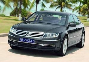 Новый Volkswagen Phaeton покажут в Детройте