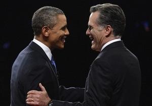 Опрос в колеблющихся штатах: шансы Обамы и Ромни остаются равными