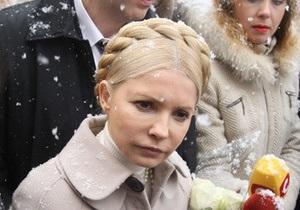 Тимошенко утверждает, что ее адвокат не просил возобновить следствие по делу против нее