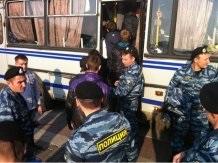 Массовые задержания в центре Москвы: ОМОН опасается стычки националистов и кавказцев