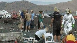 Авиашоу в американском штате Невада: новые подробности трагедии