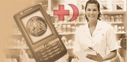 Мобильный медицинский представитель  на новейших мобильных устройствах