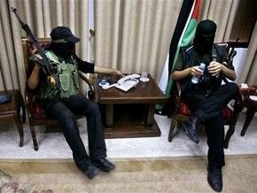 ХАМАС на сутки прекратил обстрелы Израиля