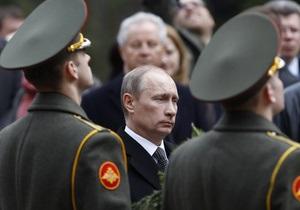 Путин: Российские власти не имеют никакого отношения к событиям в Кыргызстане