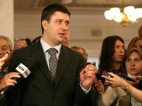 В Раде потребовали возбудить дело против депутата Ткаченко из-за инцидента с журналисткой