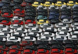 В Японии продажи авто упали до 30-летнего минимума