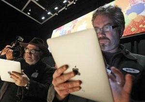 iAd впервые запустил рекламу для iPad