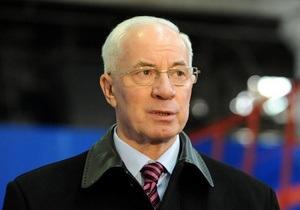 Азаров считает, что оппозиция развернула  силовой сценарий  после выборов