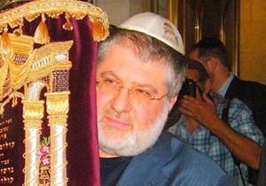 Коломойский считает, что украинское еврейство поведет страну в Европу