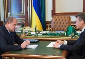 Янукович отреагировал на резонансное убийство милиционеров в Одесской области