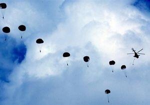 В Севастополе из-за нераскрывшегося парашюта погиб российский военный