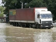На украинской границе закрылись шесть пунктов пропуска