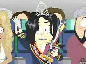Герои South Park убедили Джексона в том, что он умер