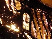 В Крыму сгорело два отеля