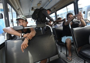 Иностранную туристку изнасиловали в автобусе в Рио