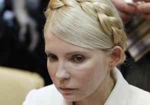 В Печерском суде возобновлено слушание дела Тимошенко
