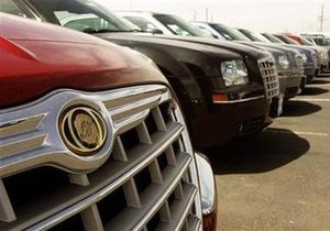 Из-за неисправностей в работе тормозной системы Chrysler отзывает более 24 тыс. автомобилей
