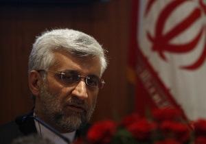 Иран возобновит диалог по атомному вопросу в январе