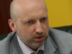 Турчинов посоветовал Хорошковскому учить законы