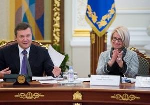 Герман ответила главному раввину: В планах Януковича нет посещения синагоги