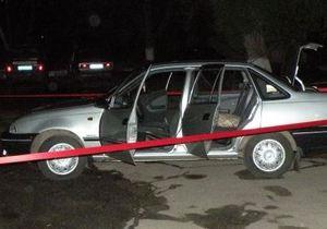 новости Николаевской области - оружие - ГАИ - В Николаевской области нетрезвый водитель перевозил гранату и военную пиротехнику