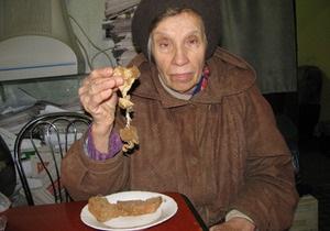 Жительница Краматорска приобрела хлеб, внутри которого обнаружила тряпку