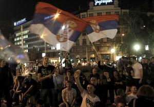 Сербские радикалы проведут митинг против ареста Ратко Младича