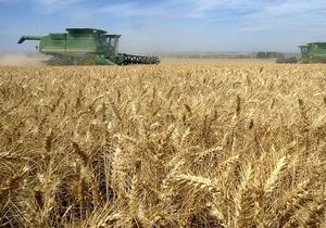 Украинский агроэкспорт опередил металлургический