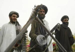 Трое граждан США задержаны по подозрению в сотрудничестве с Талибаном