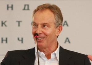 Тони Блэр рассказал, в чем будущее Украины