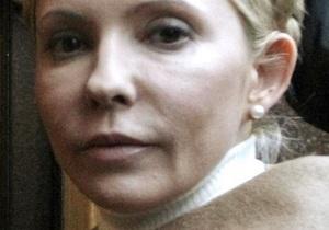 Тимошенко заявила, что Янукович требует  выкуп  за родственников ее соратников
