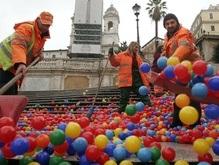 Италию накрыло шарами протеста