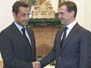 Саркози: ЕС против повторения Россией политики СССР