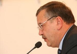 Гриценко: После прихода команды Януковича уровень коррупции поднялся