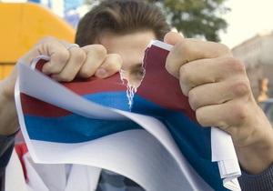МВД Беларуси: Установлены личности всех нападавших на посольство России в Минске