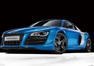 Audi выпустит эксклюзивный суперкар специально для китайцев