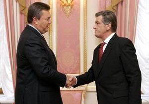 Гриценко считает, что Янукович ничем не отличается от Ющенко