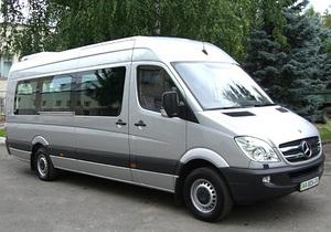 Дело: Украинцы переделали грузовую модель Mercedes в автобус