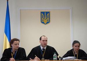 Суд по делу Луценко вновь перенесен