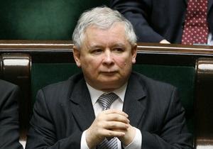 Качиньский вошел в новый состав Совета национальной безопасности Польши
