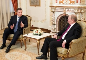 Янукович приедет на инаугурацию Путина, если его пригласят
