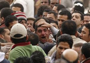 В пригороде Каира жители самовольно заселились в 314 квартир